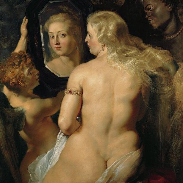 Peter Paul Rubens, Venus in front of the mirror © LIECHTENSTEIN. The Princely Collections, Vaduz–Vienna